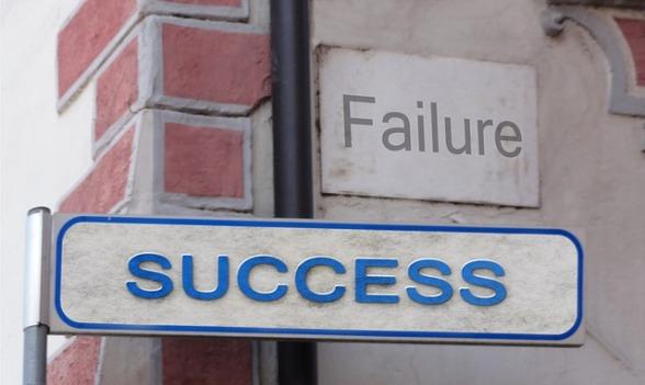 succes, failure